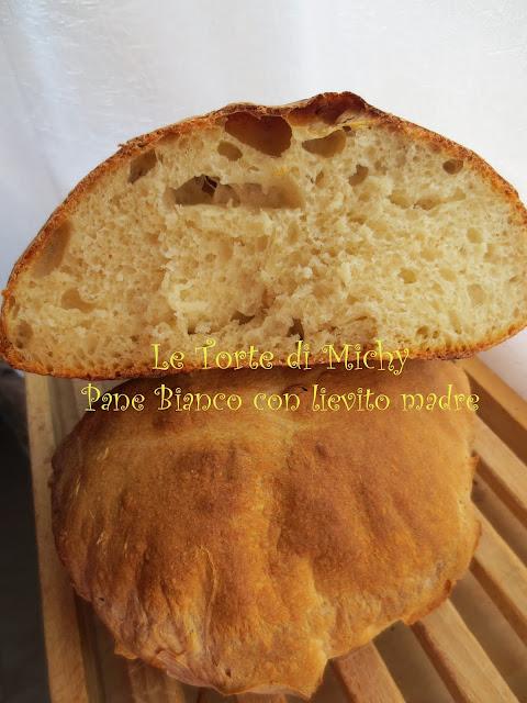pane bianco con lievito madre per il world bread day 2013