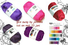 Give away bij Jenneke tot 30-6