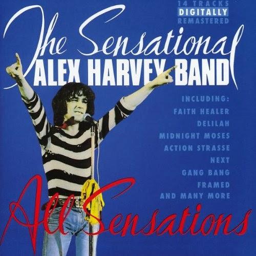 The Sensational Alex Harvey Band - Framed / Next...