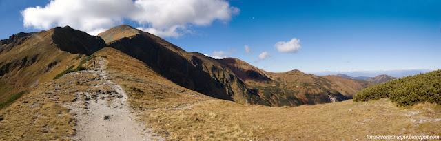 siwa przełęcz, siwa przełęcz panorama, siwa prełęcz widok, tatry panorama, tatry zachodnie, widok, , tatry, panorama, widok