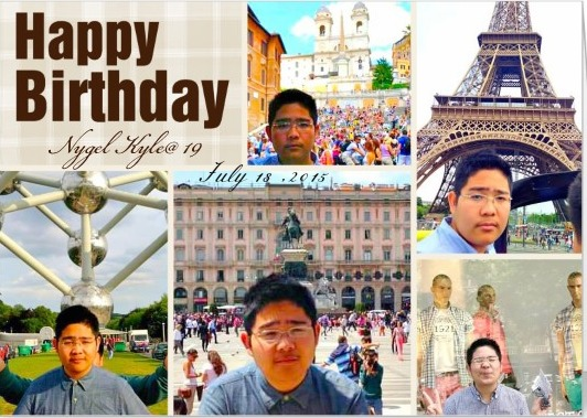 happy 19th birthday son