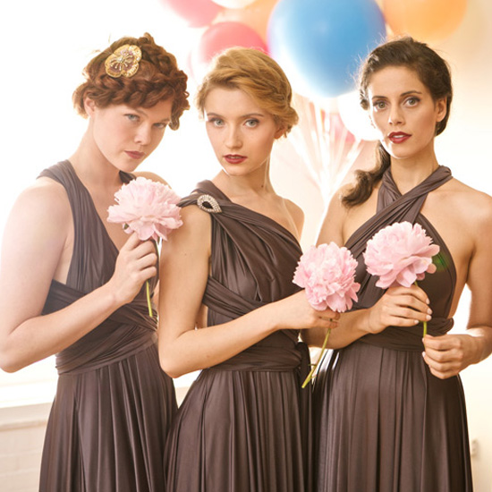 TwoBirds Bridesmaids Dresses