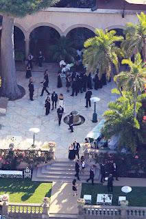 Few PicTures Of Kim Kardashians Wedding! 3