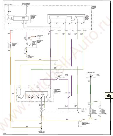 repairmanuals Audi A4 1996 Wiring Diagrams