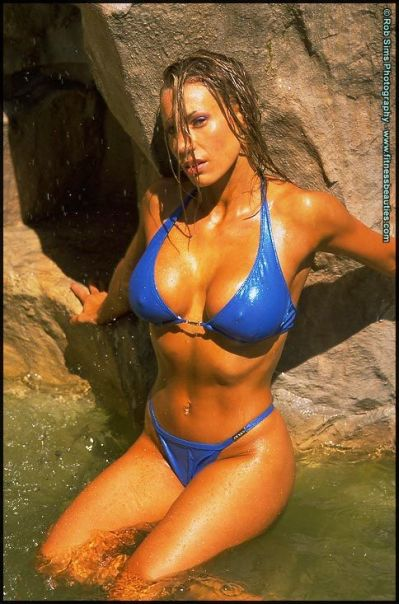 Colleen Park - 90s Fitness Models