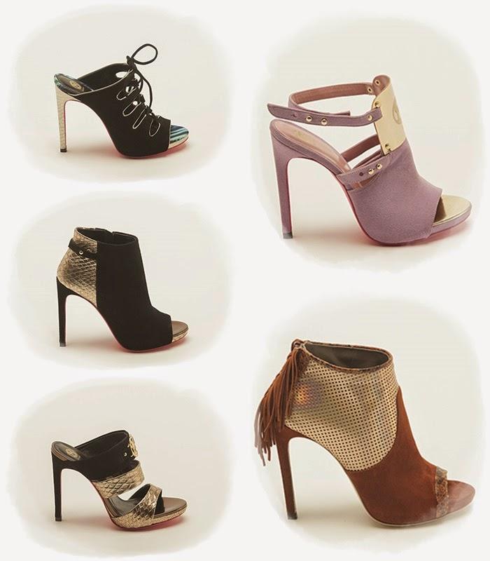 Mikels Shoes - mulher colecção primavera-verão 2015