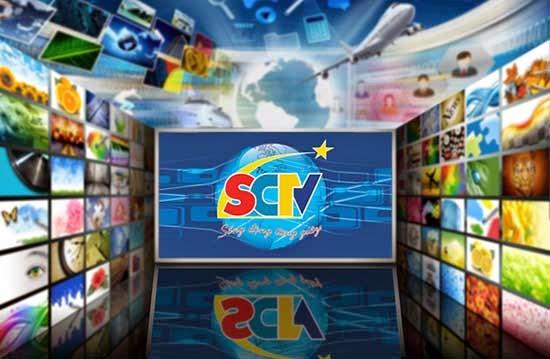 Những cột mốc đáng nhớ của SCTV