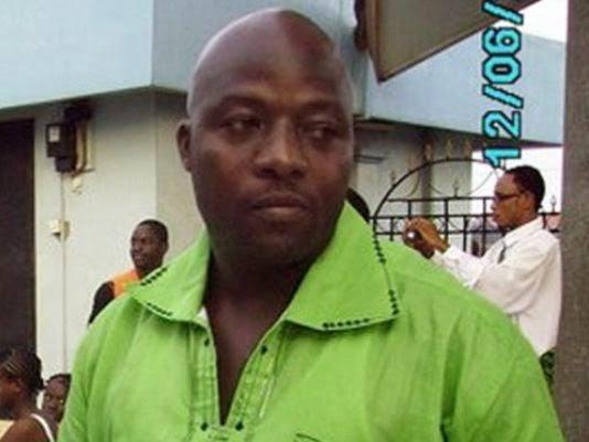 Ebola Patient Thomas Eric Duncan - 31.1KB