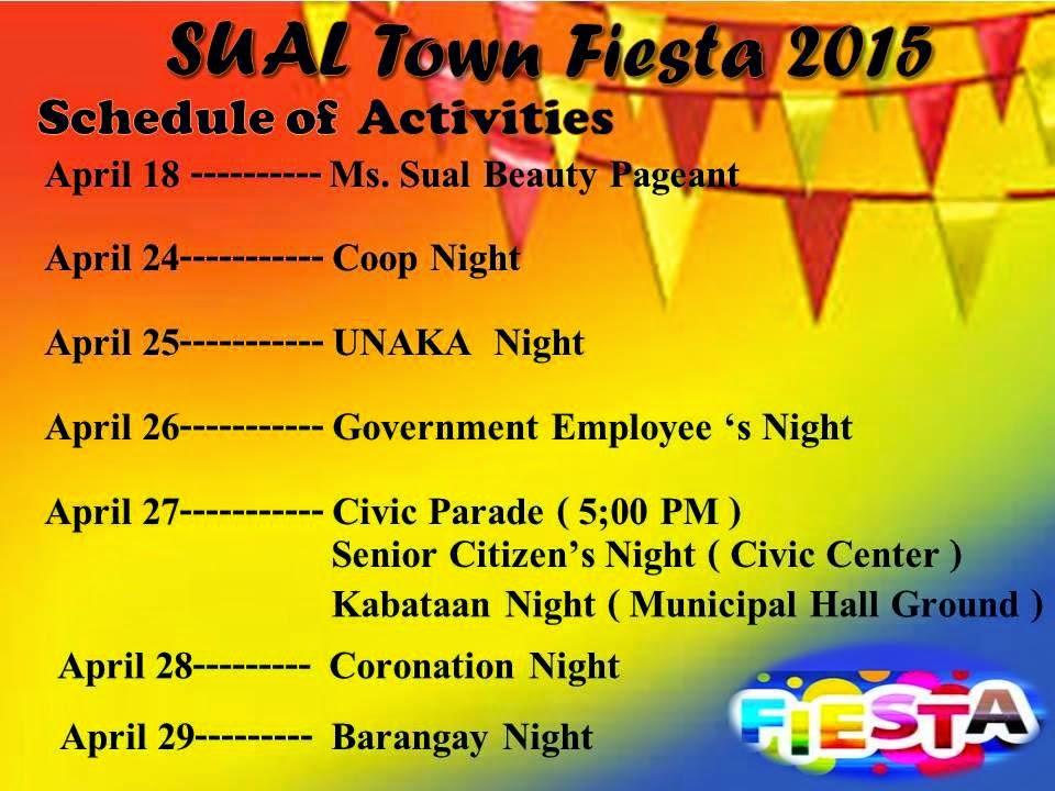 the town fiesta essay