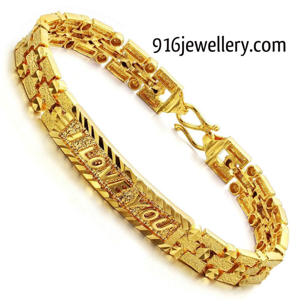 bracelates 916 jewellery
