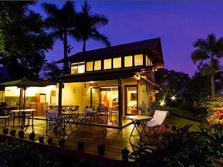 Villa Aman Adem, Diskon Villa Mewah di Puncak