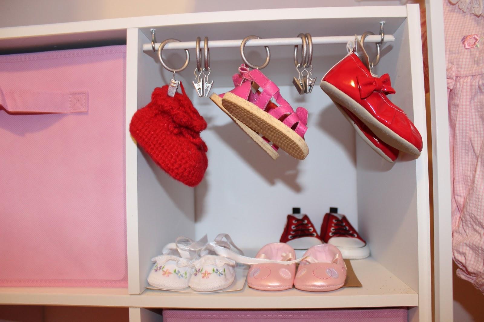 Dibble Dabbles Nursery Itty Bitty Baby Shoes