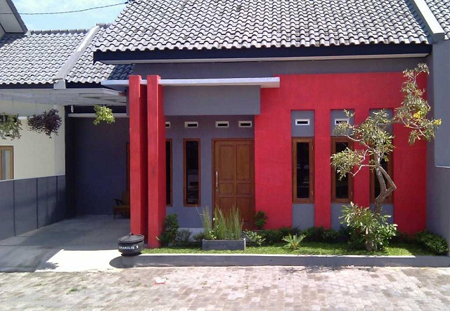 Ilustrasi Membeli Rumah Bekas Kecil Minimalis Di Perumahan