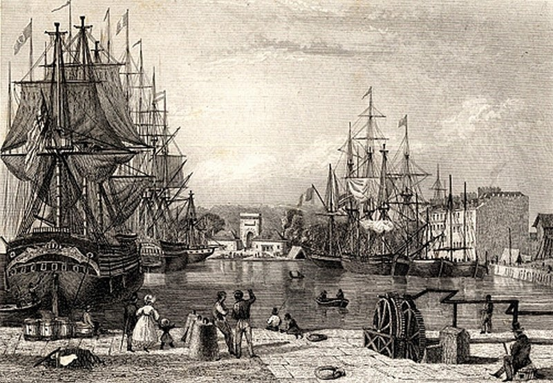 Le Havre 1841