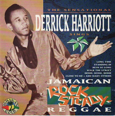 DERRICK HARRIOTT - Sings Jamaican Rocksteady - Reggae