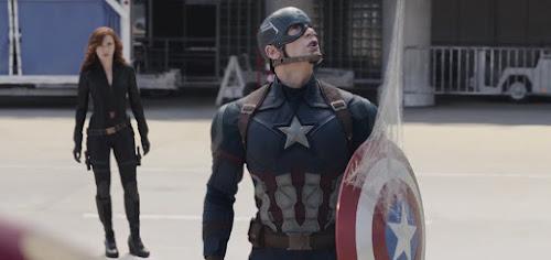 Homem-Aranha finalmente aparece no trailer de Capitão América: Guerra Civil