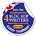 (Oct 13th) #BlogHop4Writers: Character physical descriptions, do you like a lot or a little?