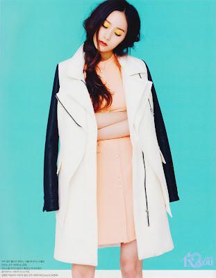 f(x) 2013  Krystal Jung f(x) Vogue