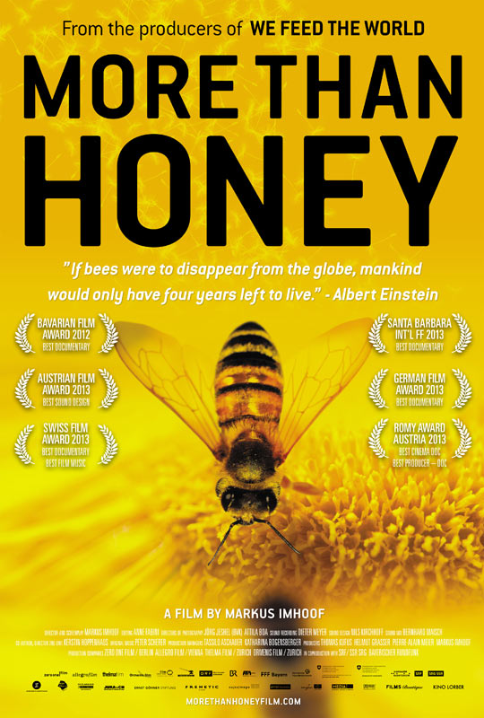 Ver More Than Honey (2012) Online