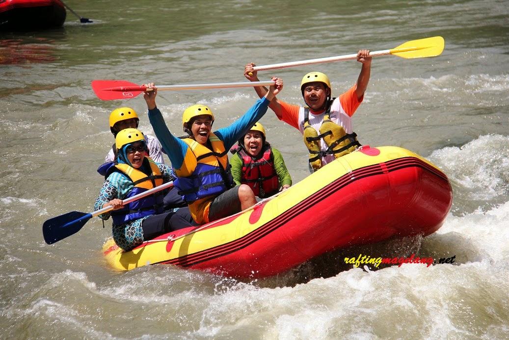 Paket Rafting Magelang