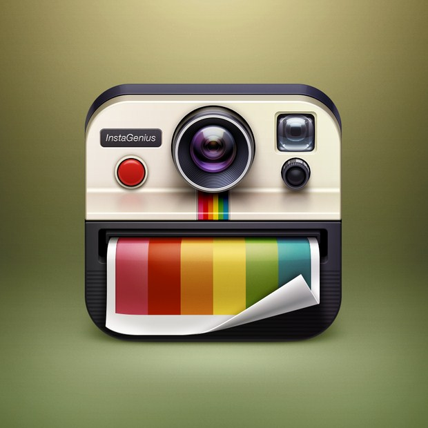 Beautiful iOS Icon Design for Your Inspiration