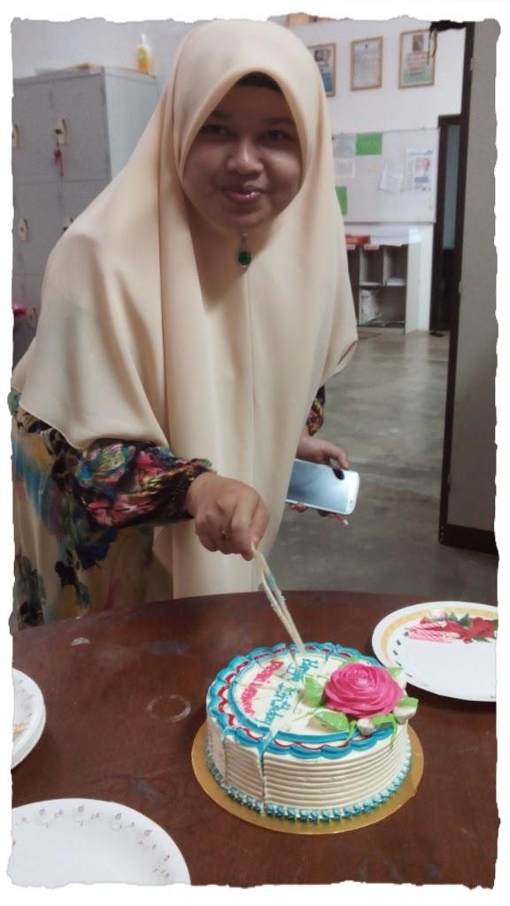 kek birthday, kek harijadi, kek hari lahir