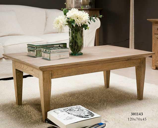La web de la decoracion y el mueble en la red mesas de centro en roble macizo - Mesa salon roble ...