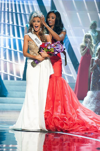 Miss USA 2013 winner Erin Brady Connecticut