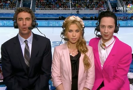 terry tara and johnny weir