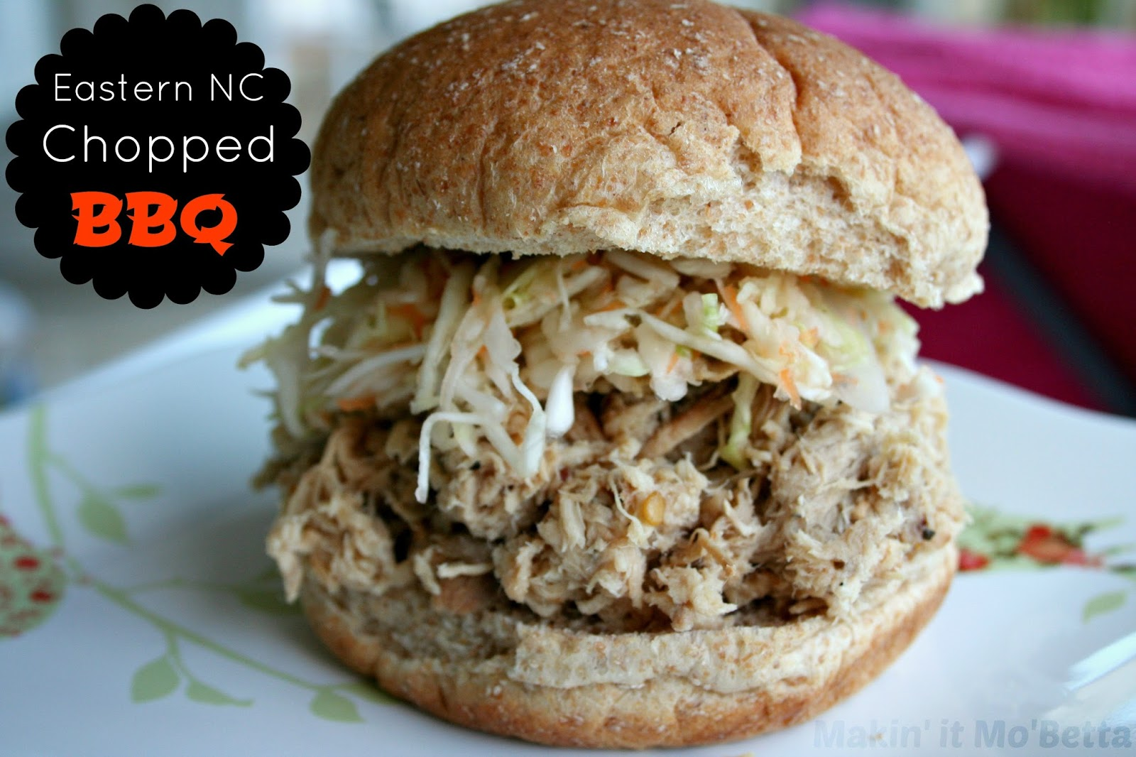 Southern Style Pork Bbq In The Crock Pot