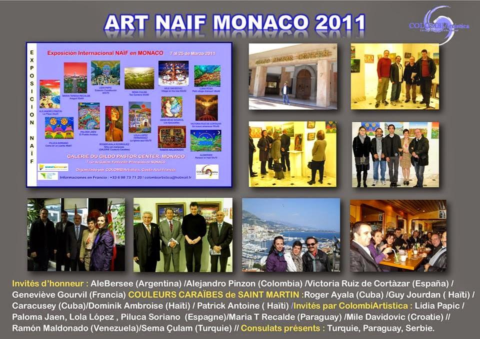 Art Naïf Monaco 2011 / Gildo