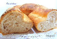 Pan de barra en la TX