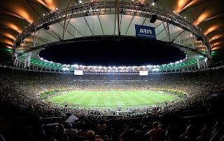 Maracanã Rio o gigante que despertou o time brasileiro