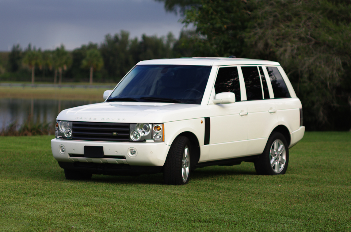 Automotive database range rover l322 2005 land rover range rover front view fandeluxe Gallery