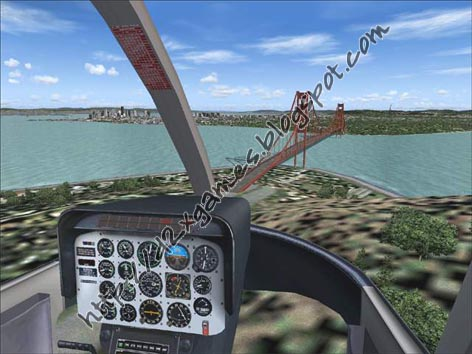 Free Download Games - Flight Simulator 2004