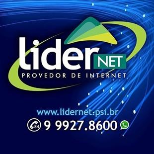 "LIDER NET ""Provedor de Internet"""