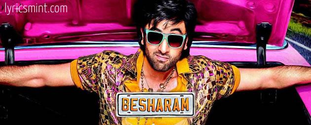 Besharam Music
