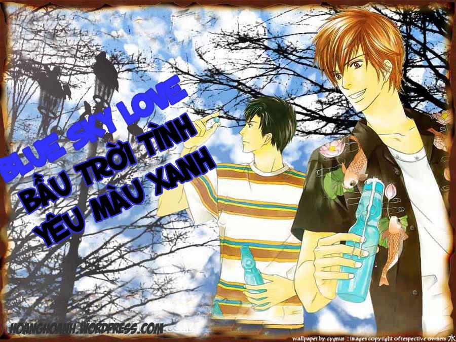 Hình ảnh  in Blue Sky Love