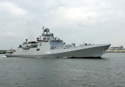 Talwar-class stealth frigates