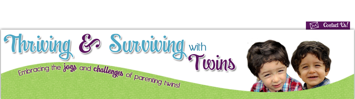 Thriving and Surviving with Twins