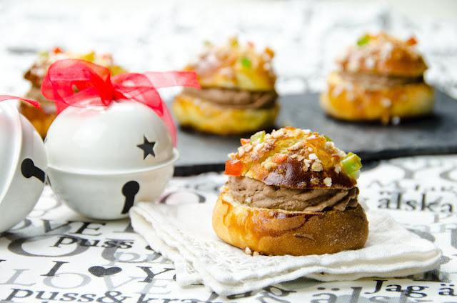 mini pulla de Reyes