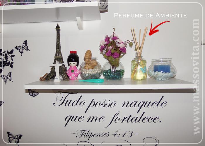 Perfume de ambientes
