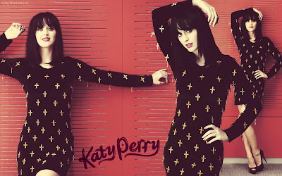 Katy Perry Body tattoo Wallpapers cute girl