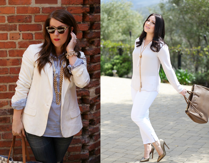 collaboration-spring-white-karen-walker-sunglasses-pastel-outfit-ideas-loft-white-denim-ily-couture-tassel-necklace-king-and-kind-blog-san-diego-coffee-beans-and-bobby-pins-white-blazer