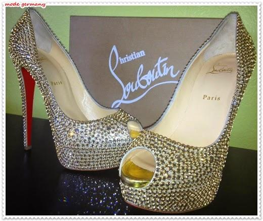 Christian Louboutin 2014 Schuhe für den besonderen Anlass
