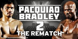Boxing: Manny Pacquiao vs Timothy Bradley 2: Replay