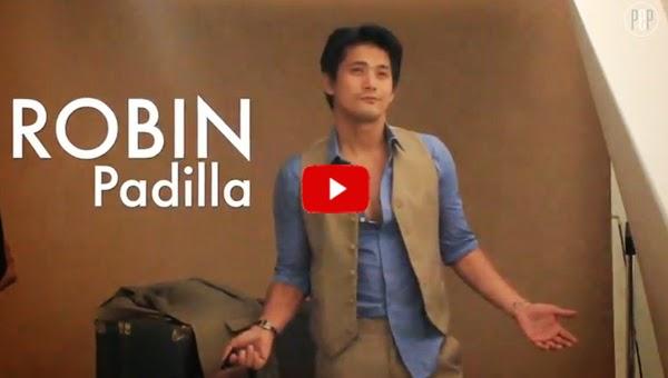 Robin Padilla Yes Sexy Dozen 2014