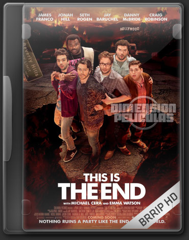 This is the end (BRRip HD Inglés Subtitulada) (2013)