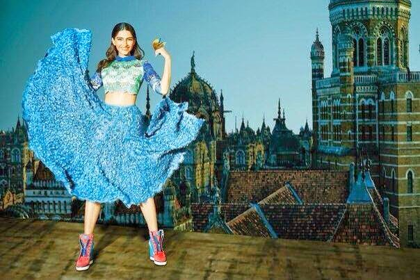 Sneak peak from Sonam kapoor on Grazia cover photo shoot