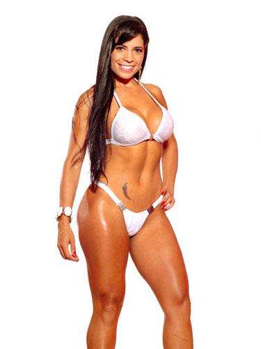 Eliana, 27 anos, modelo, de São Paulo